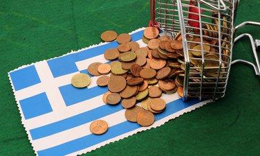 Grčka, kriza