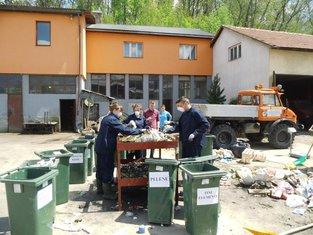 Analiza čvrstog otpada u Pljevljima