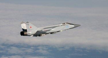 Ruski bombarder, MIG 31