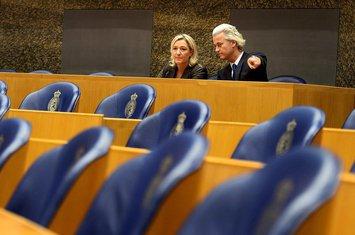 Marin Le Pen, Gert Vilders