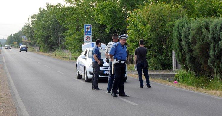 Lazine nesreća, Danilovgrad nesreća