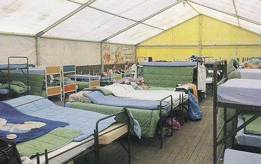 Braunšvajg, iseljenici, kamp