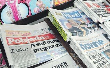 novine, trafika