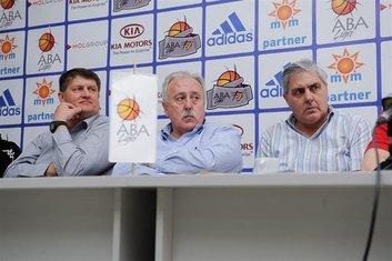 Roman Lisac, Josip Bilić, Radovan Lorbek