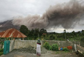 Sumatra, Vulkan
