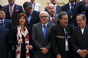 Samit EU, Frank-Valter Štajnmajer