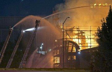Los Anđeles, požar