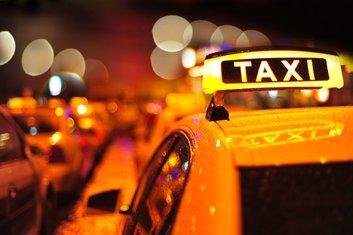Taxi, taksi