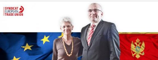 Evropska konfederacija sindikata , Marko Nikčević