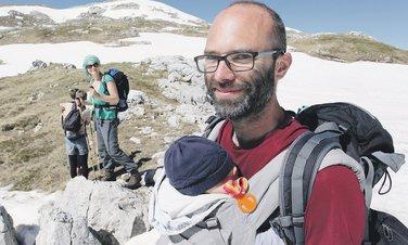 Florian Neukirhen, Planinar