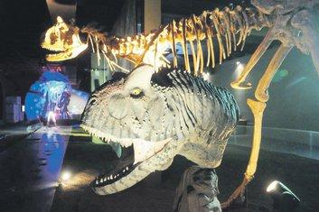 dinosaurus (novina)