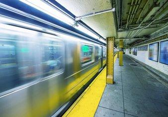 Njujork, metro