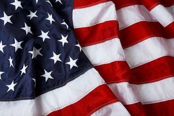 SAD, Amerika, zastava
