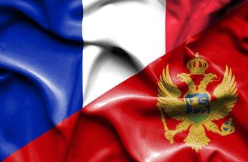 Francuska, Crna Gora