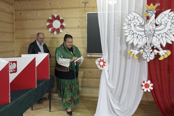 Poljska izbori