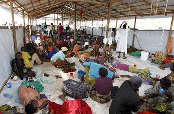 Izbjeglice iz Burundija, Tanzanija