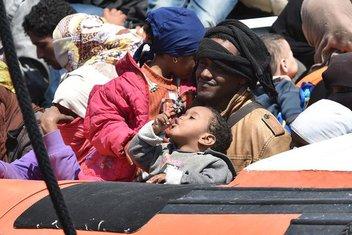 Italija, migranti