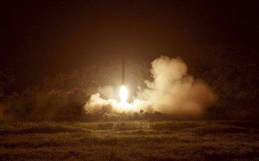 Sjeverna Koreja, raketa