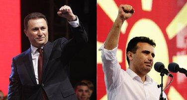 Nikola Gruevski, Zoran Zaev