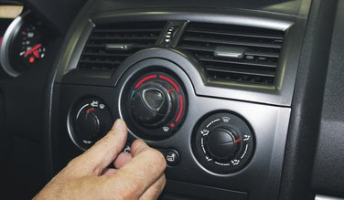 klima-uređaj, automobil