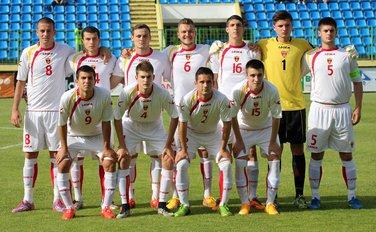 Omladinska fudbalska reprezentacija
