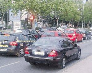 Diplomatski auto, Turska
