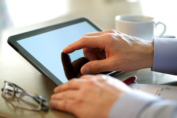 tablet kompjuter, tablet