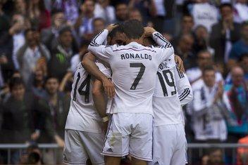 Ronaldo, Real