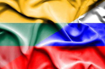 Litvanija, Rusija