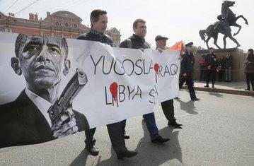 Sankt Petersburg, Barak Obama