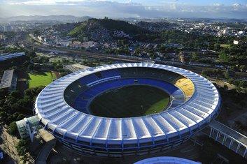 stadion, Brazil