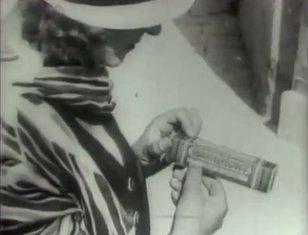 Kaladont, reklama iz 1926.
