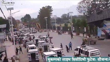 Nepal zemljotres