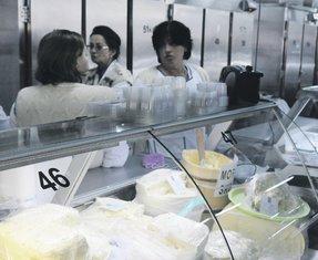 prodaja sira, sir Gintaš