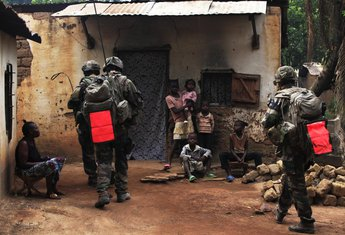 Centralnoafrička republika