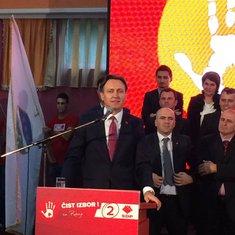 Ranko Krivokapić, SDP Rožaje