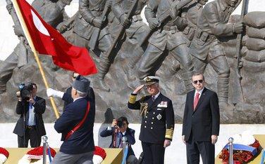 princ Čarls, Redžep Tajip Erdogan