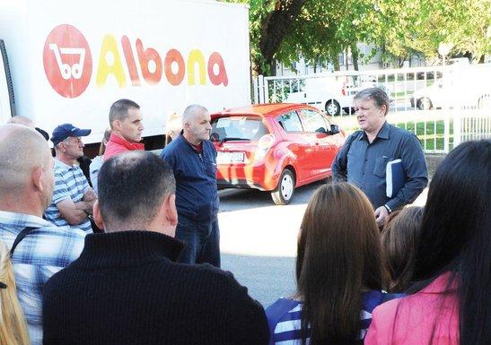 Albona, Miroslav Marinković