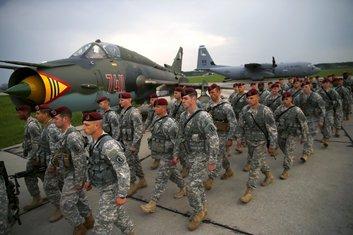 američki vojnici, Poljska