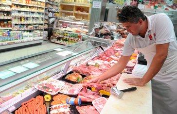prodavnica, meso, mesara