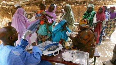Niger meningitis