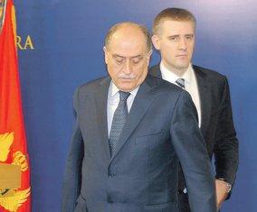 Milan Roćen, Igor Lukšić