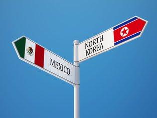 Meksiko Sjeverna Koreja