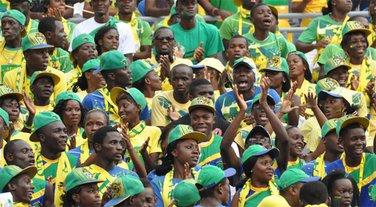 Navijači Gabona