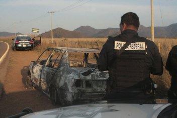 Meksiko ubistvo