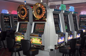 kazino, igre na sreću, kocka
