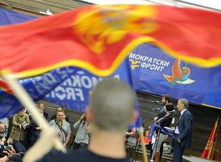 Demokratski front tribina Podgorica