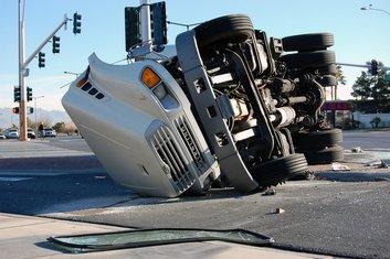 Kamion, nesreća