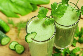 zeleni smoothie