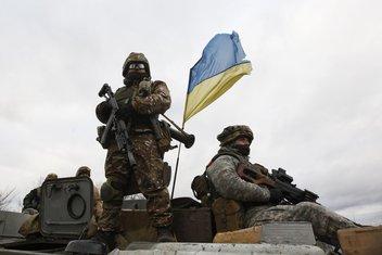 Ukrajina, vojska